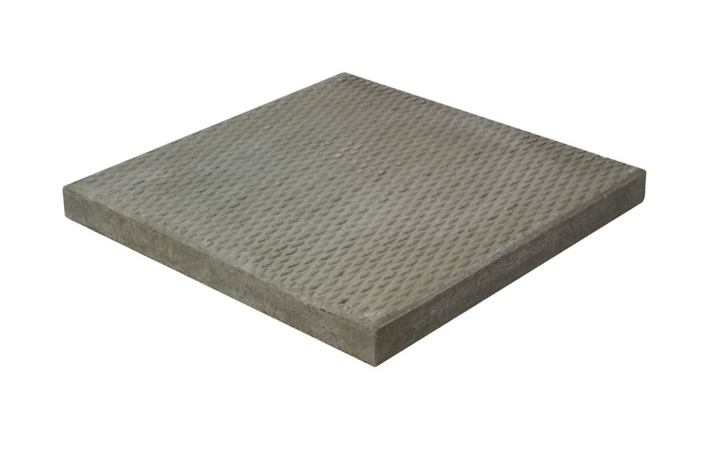 Natural, Diamond Face Slab - 18 Inch x 18 Inch