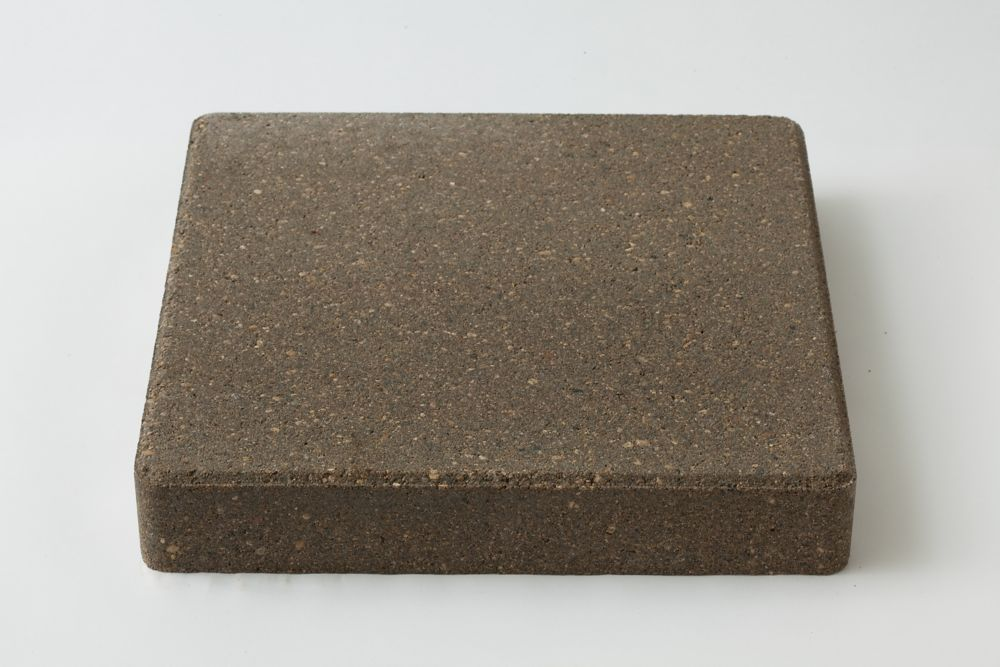 Natural, Square Stepping Stone - 12 Inch x 12 Inch