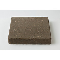 Natural, Square Stepping Stone - 12-inch x 12 Inch