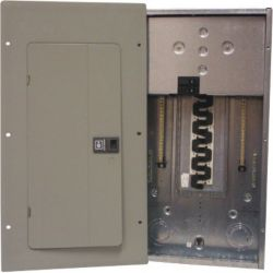 Eaton Cutler-Hammer Type Br, 125A Main Breaker Loadcentre - 20/40 Circuits - Combination Service Entrance