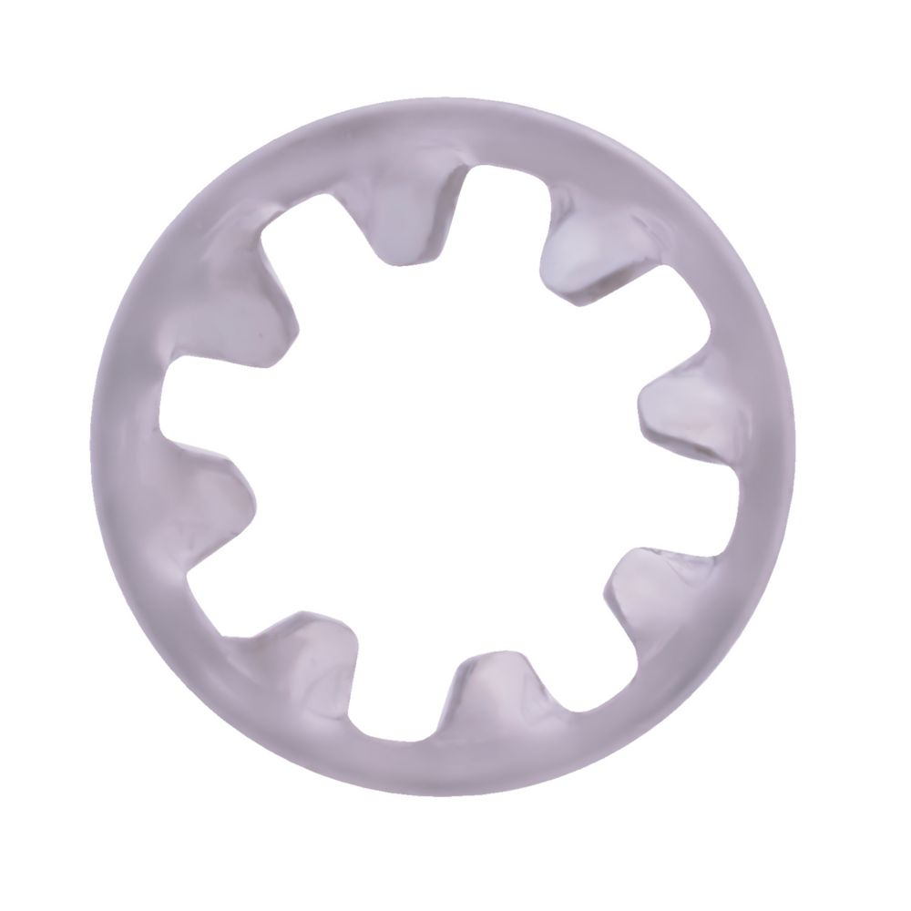 #8 410 Ss Tooth Internal Lock Washer