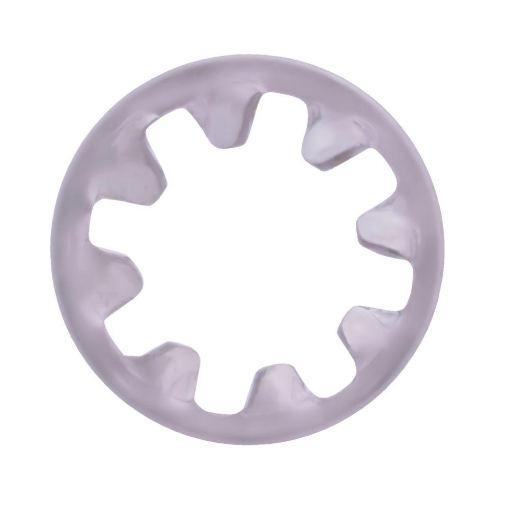 #10 rondelles anti-vibration int. Inox.410