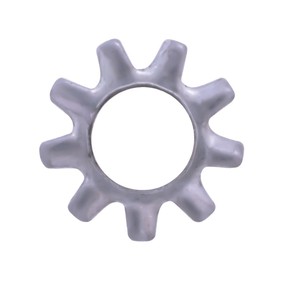 #10 rondelles anti-vibration ext. Inox.410
