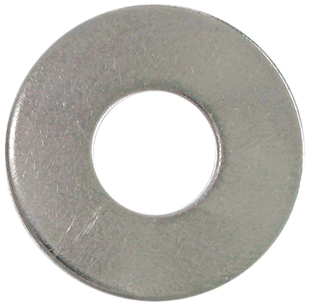 1/4 rondelles ordinaire acier inox. 18-8