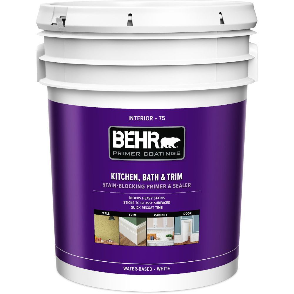 Behr Premium Plus Premium Plus Interior Enamel Undercoater Primer Sealer 18 6l The Home