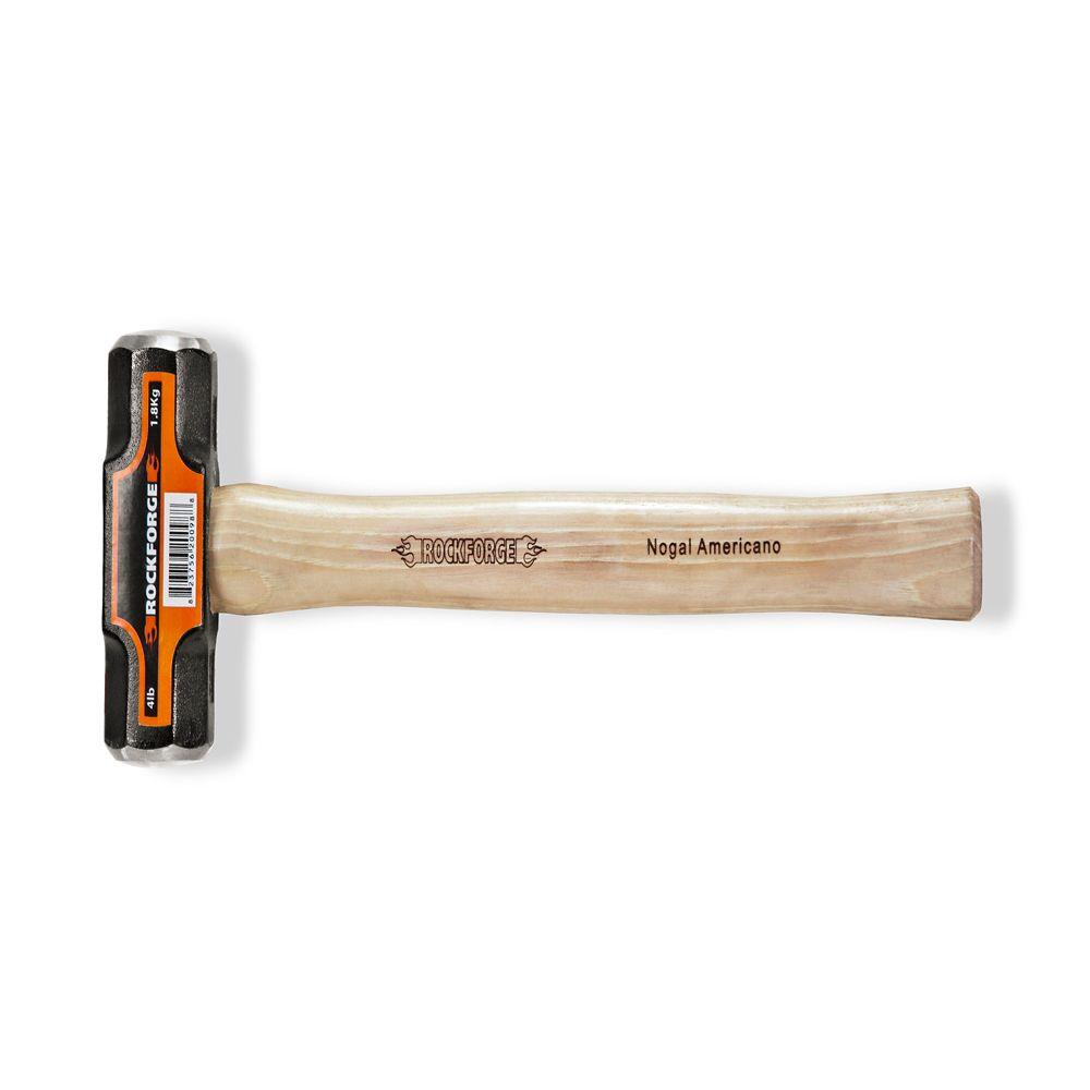 Marteau de forgeron à manche en hickory - 1,81 kilo (4lb)