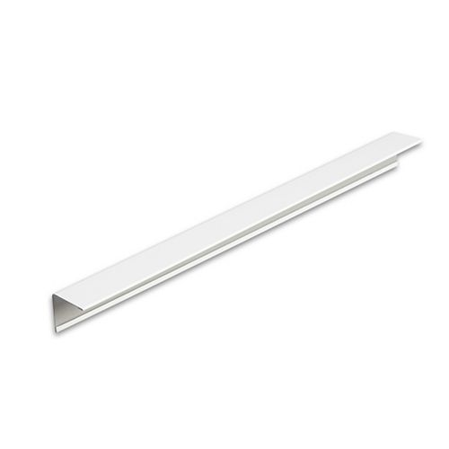 CGC Donn 10ft. x 7/8 in.x 7/8 in. Ceiling Suspension Wall Moulding