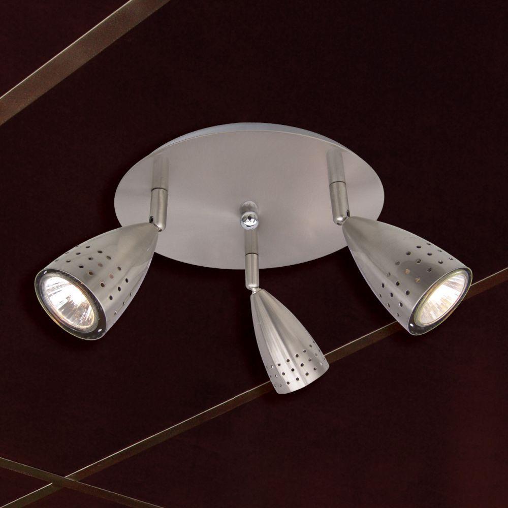 easylite mya collection 3 light flushmount the home