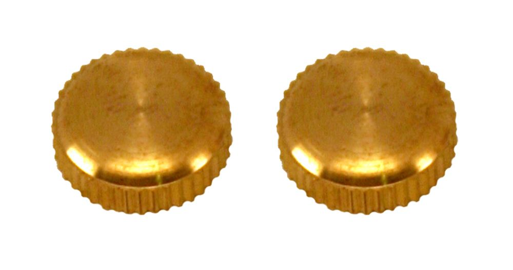 Rosette Finial Caps 2-Pack LA925 Canada Discount