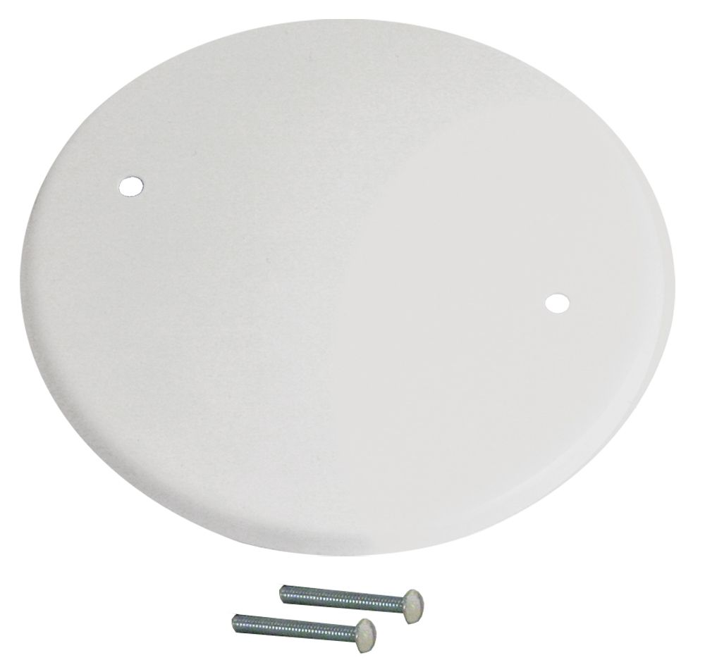 White Flat Blank Cover-Up Kit - 5 Inch (12.7 cm) LA617 Canada Discount