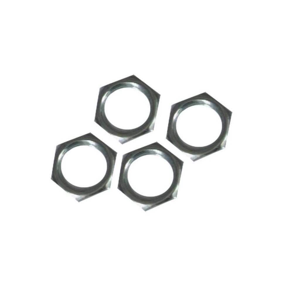 Locknuts 1/4 IPS - 6 Pack LA995 Canada Discount