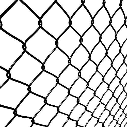 Peak Products Maille 1 1/2 pouce x 60 pouces x 50 pieds - Clôture à mailles de chaîne