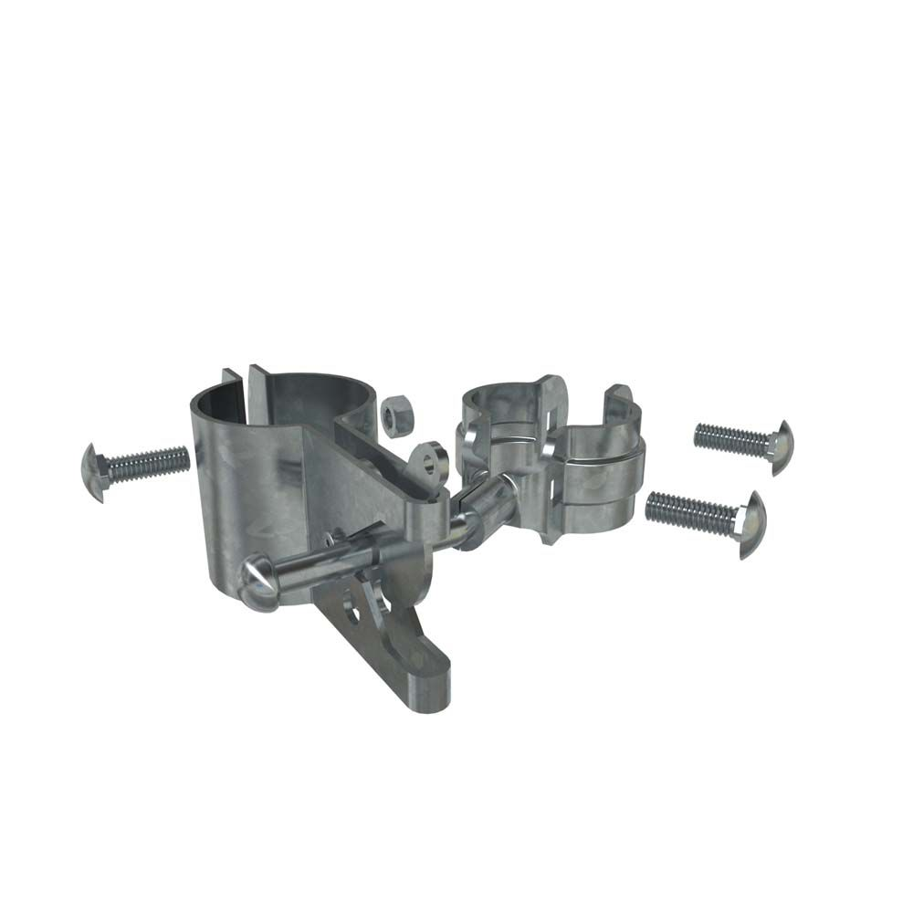 Galv Fgr Latch/Catch Kit 1-/4 inch X 1-7/8 inch