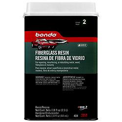 Bondo fibreglass Resin