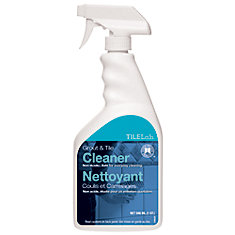 TileLab Grout & Tile Cleaner - Quart