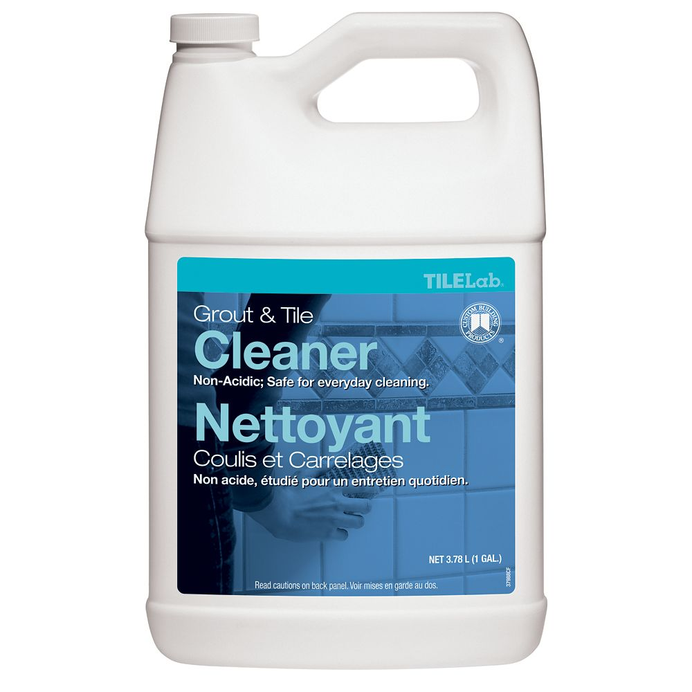 TileLab Grout & Tile Cleaner - Gallon