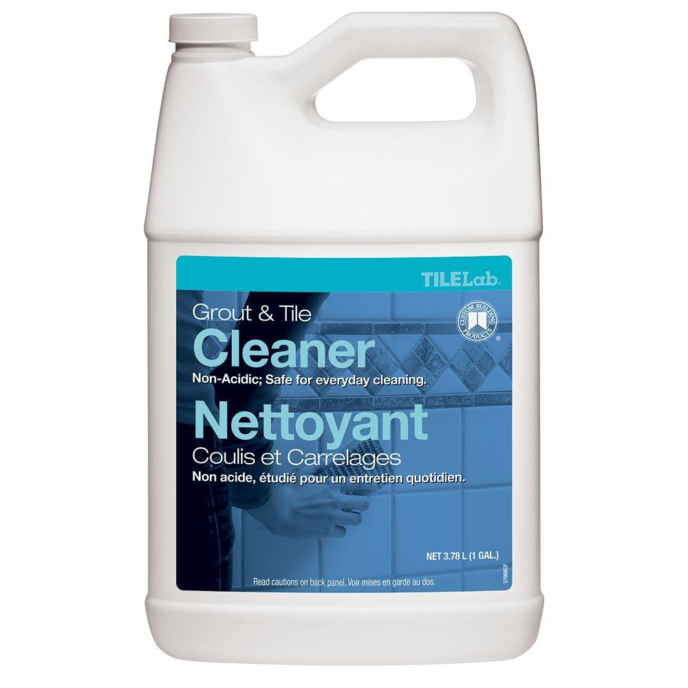 Nettoyant pour joints et carrelage TileLab � 1 gallon