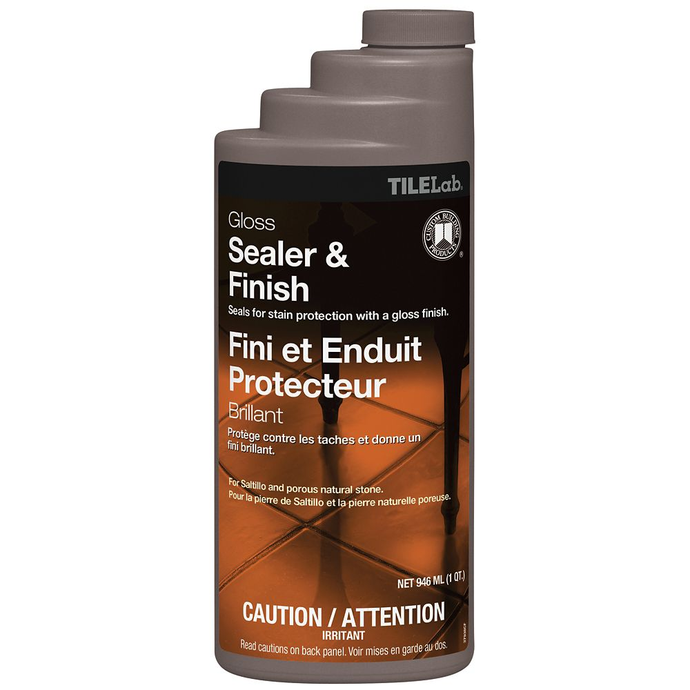 TileLab Gloss Sealer & Finish - Quart