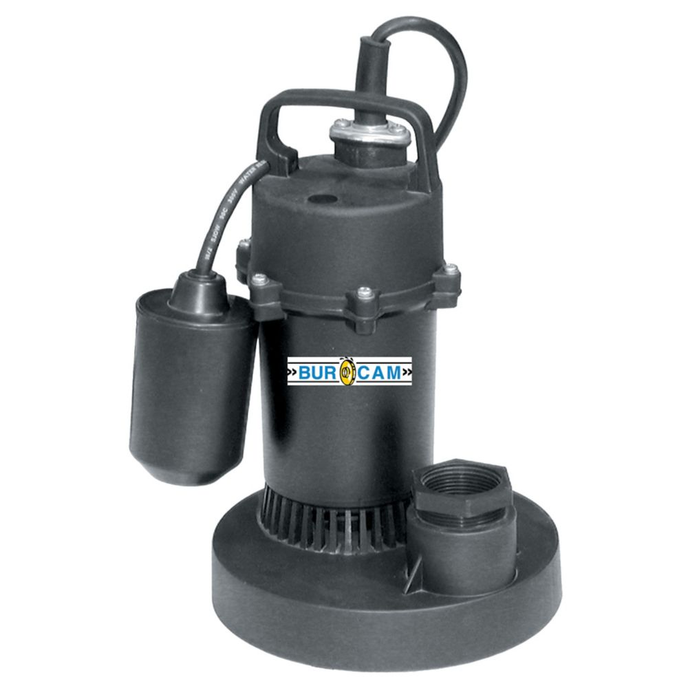 1/4HP Submersible Sump Pump