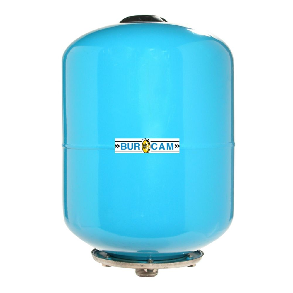 8 liter (2.1 USGAL) In-Line Pre-Charge Captive Air Tank