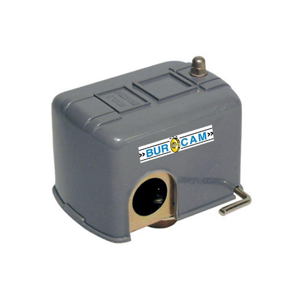 Interrupteur A Pression/Comb  Fsg2 M4 20/40 1/4  po Femelle