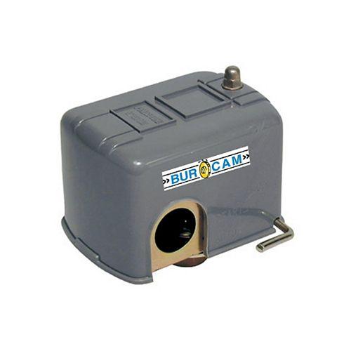 Bur-Cam Pressure Switch Fsg2M4 1/4 F