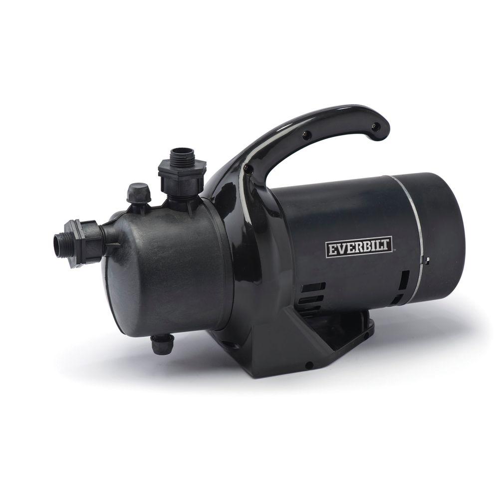 ECOFLO Portable Utility Pump, 618GPH, 115V