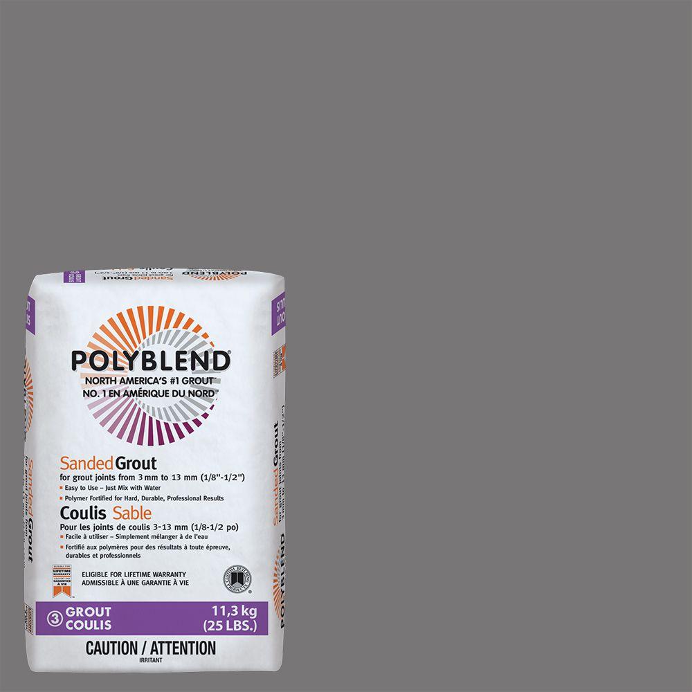 Étain no 19 � Coulis à base de sable Polyblend �  11,3 kg