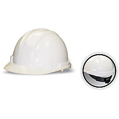CSA Approved Hard Hat White