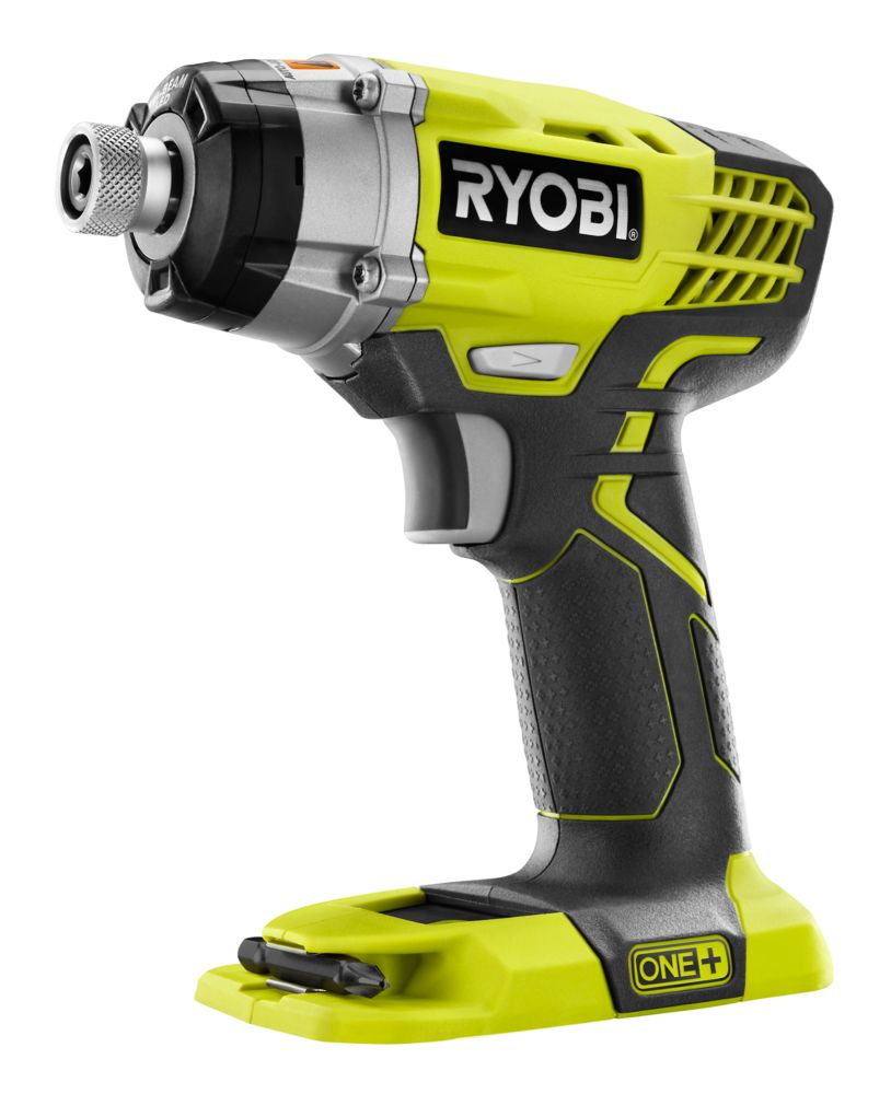 ryobi 18v one 1 4 inch impact driver tool only the. Black Bedroom Furniture Sets. Home Design Ideas