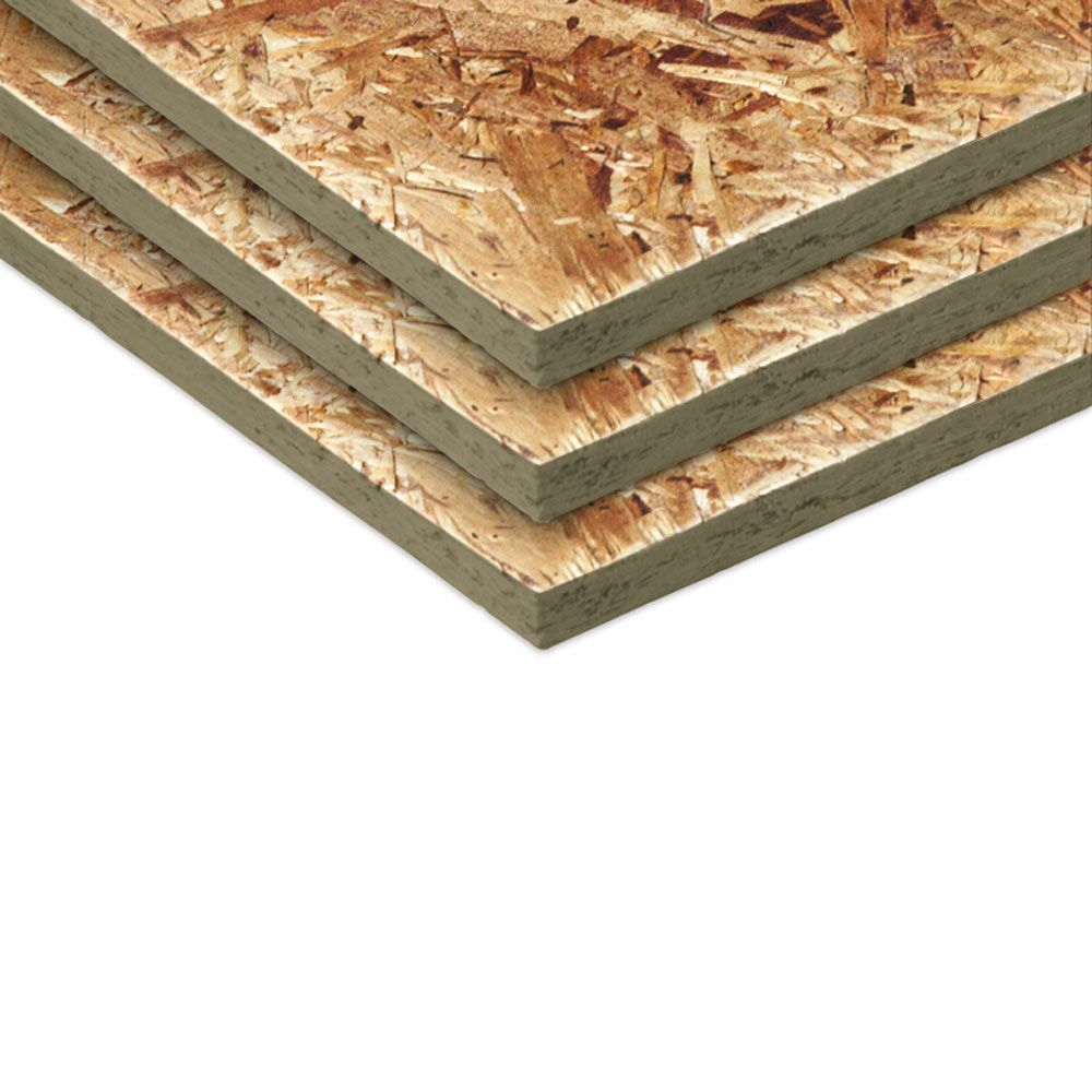 Osb 3 4 4x8 oriented strand board tongue and groove 23 32 for Plywood wall sheathing