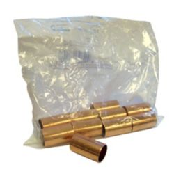 Aqua-Dynamic Fitting Copper Coupling 3/4 Inch (10-Pack)