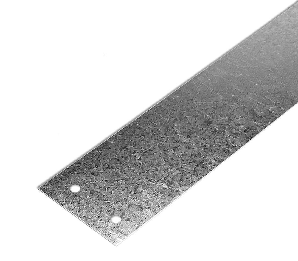 Anchor Strap Galvanized - 1 Inch X 18 Inches