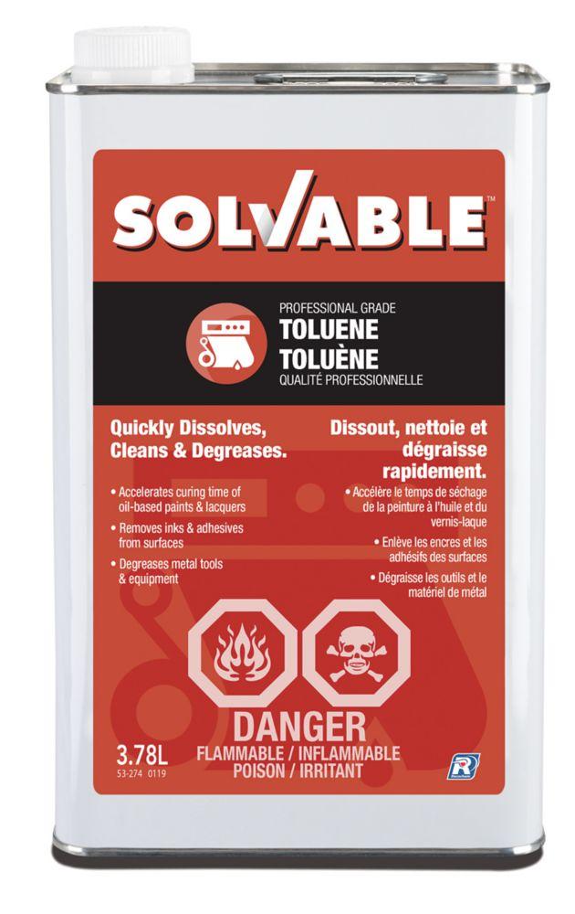 Toluene - 3.78 L