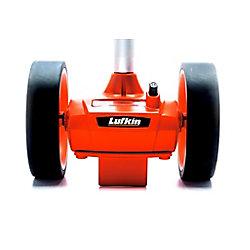 Lufkin Wheel, Dual 4 inch