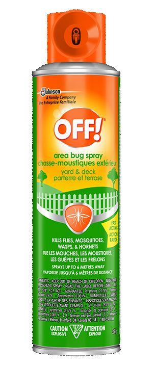 Area Bug Spray - 350 g