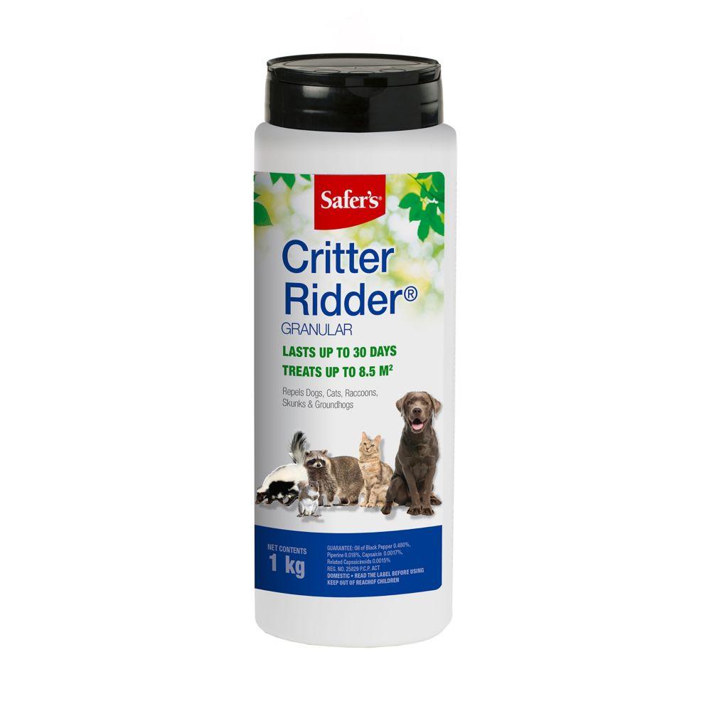 Chemfree Critter Ridder 1KG.