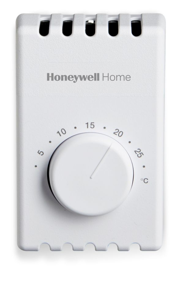 Honeywell Mechanical Thermostat Manual Today Guide Trends Troubleshooting Electric Baseboard 2 Wire Round Heat Only