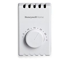 Manual 2-Wire Electric Baseboard Heat Thermostat