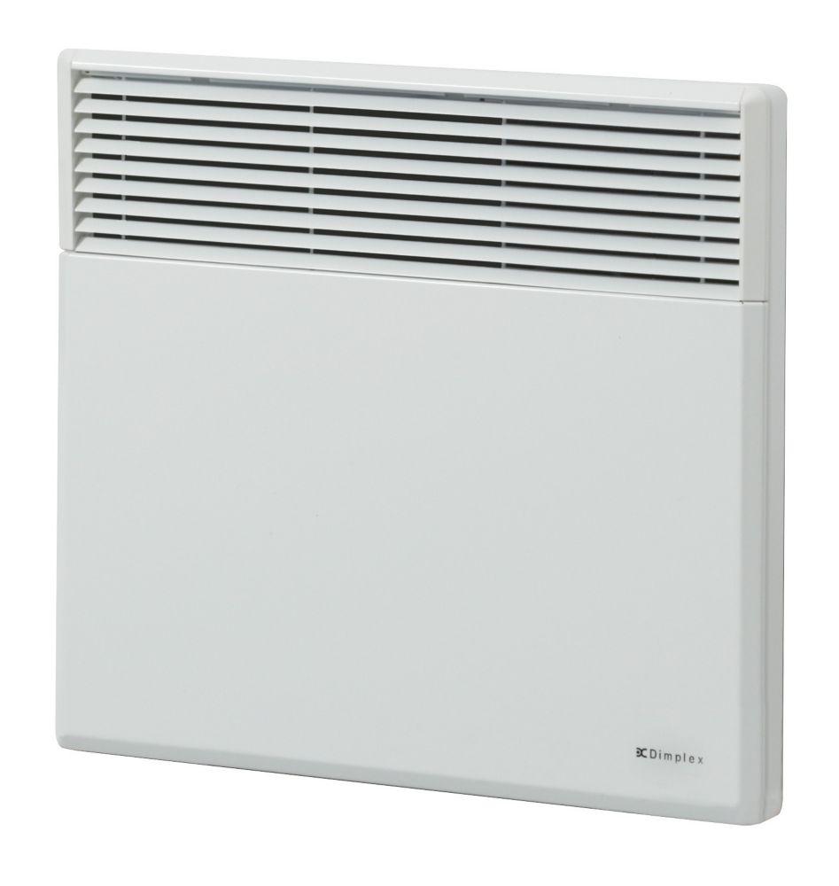 Dimplex White Electric Panel Convection Heater  2000 Watt / 240 Volt