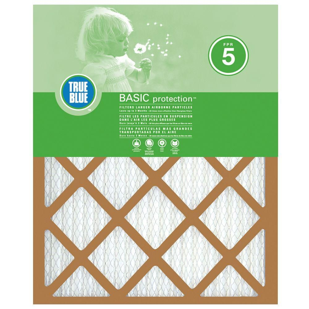 Basic Pleated Filter 20 in. x 25 in. x 1 in.