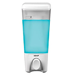 Clear Choice Dispenser 1 in White