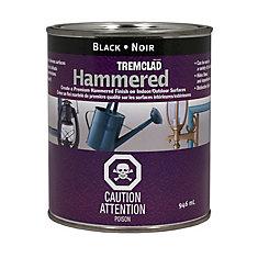 Hammered Finish - Black (946ml)
