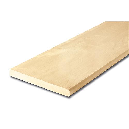 Maple Tread 1 1/16-inch x 10 1/2-inch x 32-inch