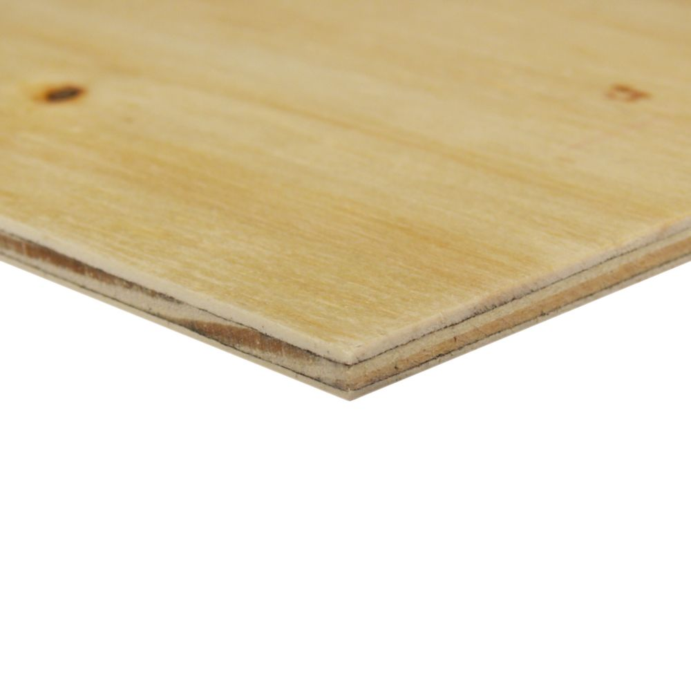 G1S Plywood 1/4 Inches X 24 Inches X 24 Inches