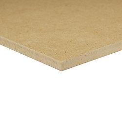 Cutler Group Panneau de fibres dures de 1/4pox24pox24po