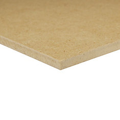 Standard Hardboard Panel 1/4 Inches X 2 Feet X 4 Feet