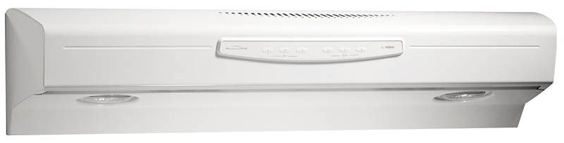 30-inch Under Cabinet Range Hood with DuPont Teflon<sup>®</sup> in White