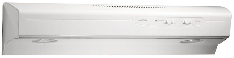 30-inch, 220 CFM Under Cabinet Range Hood in White