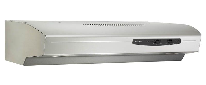 30-inch, 220 CFM Under Cabinet Range Hood in Stainless Steel